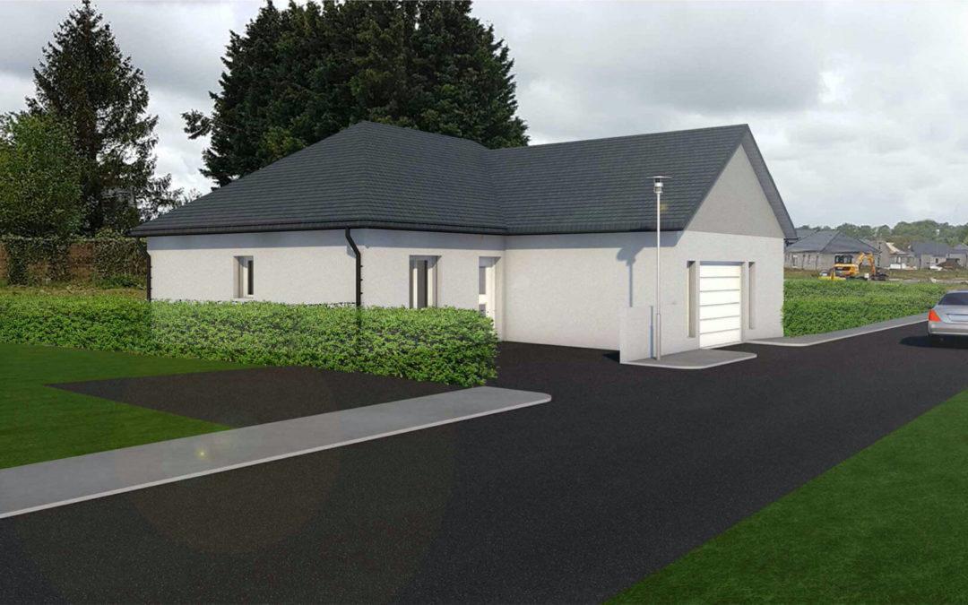 Construction de maisons neuves – St Romain de Colbosc