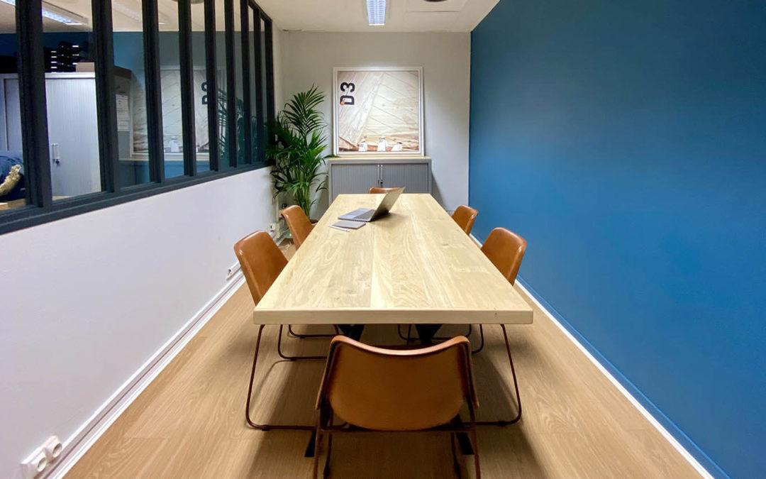 Bihorel – Réhabilitation de bureaux